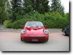 At the Porsche Show in Whistler in 2006